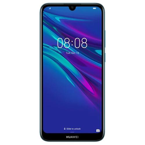 ✔ ☛  Телефон huawei y6 prime 2019 sapphire blue новый купить за 7990 руб. в Череповце ✪: цены и отзывы о Huawei в интернет-магазине ★ Хорошая связь ★